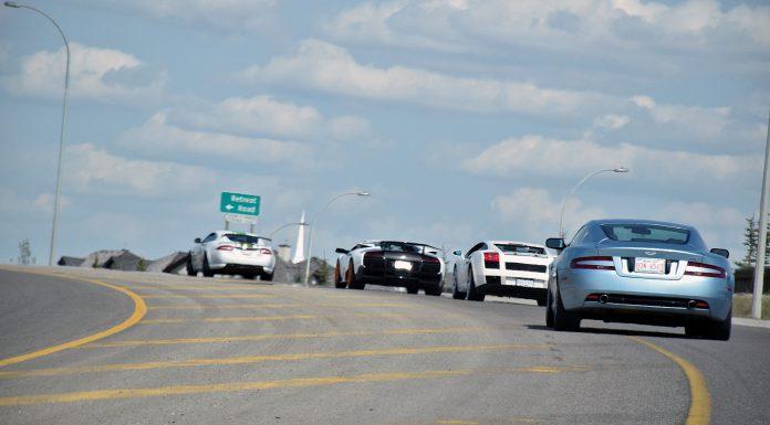 ZR Auto convoy