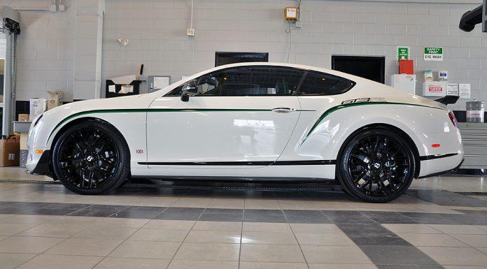 Bentley GT3 R