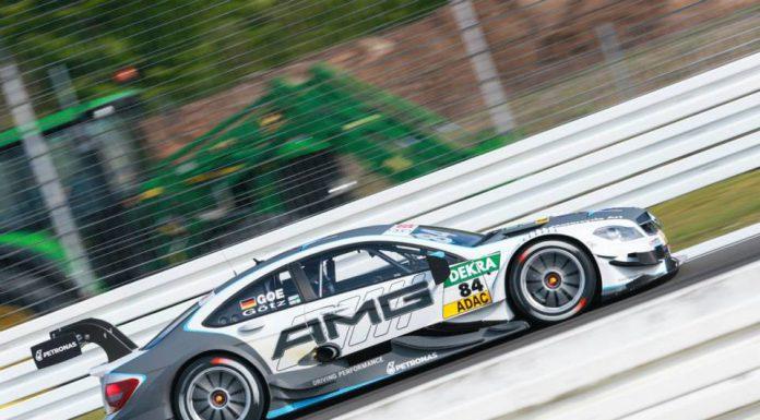 DTM Hockenheim Mercedes-AMG