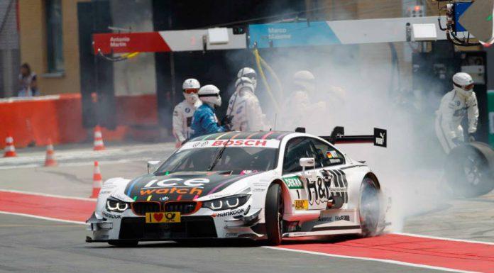 DTM Lausitzring BMW M4