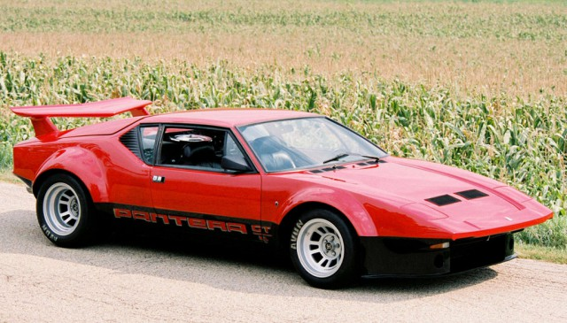 De Tomaso Purchased by chinese company