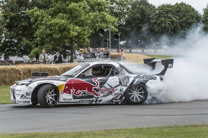 Drifting Category Added to Goodwood Festival of Speed 2015