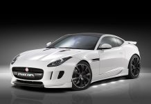 Piecha Design Jaguar F-Type bodykit