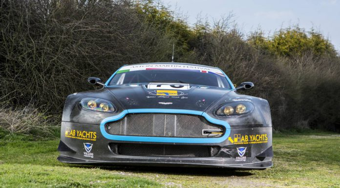 Bonhams-Aston Sale lot216-2010-V8Vantage GT2competition coupe