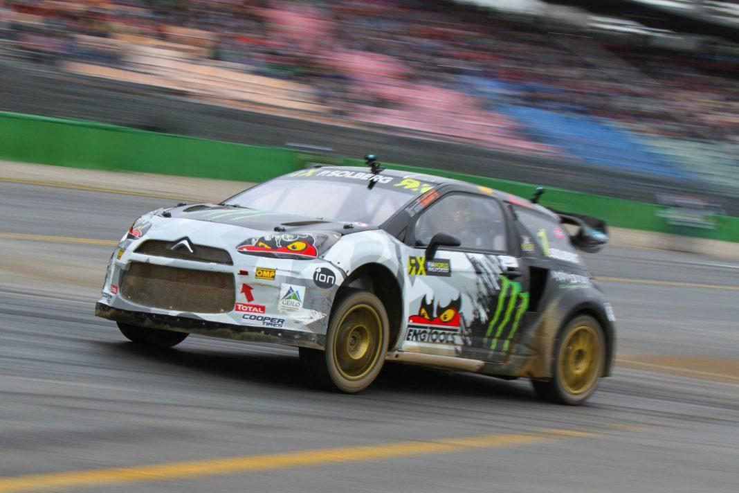 World RX: Petter Solberg Wins Hockeinheimring Thriller!