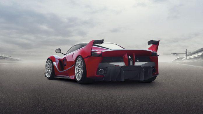 Ferrari FXX K Goodwood Festival of Speed 2015