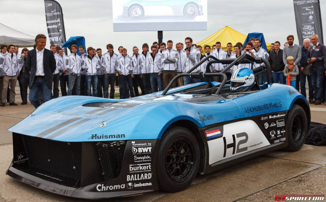 Forze VI sets Nurburgring record