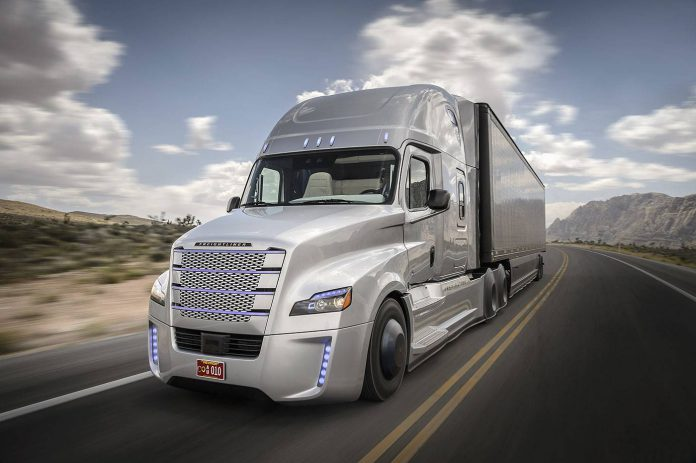 Freightliner Unveils First Licensed Autonomous Commercial Truck