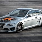 G-Power BMW M6 V10 with 1001hp and 900Nm