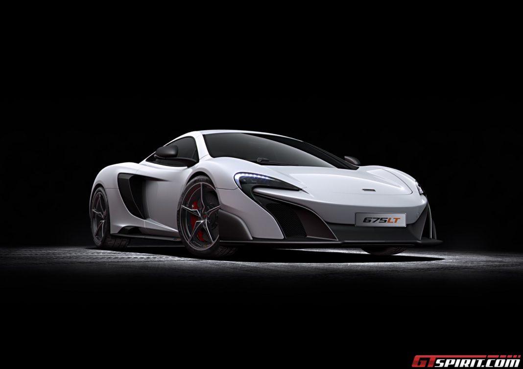 McLaren 675LT Wilton date
