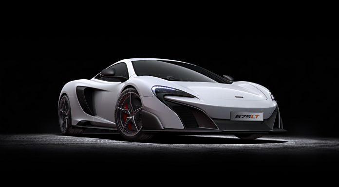 McLaren 675LT Sold out