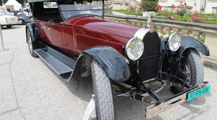 Wilton 2015 Bugatti Classic 1