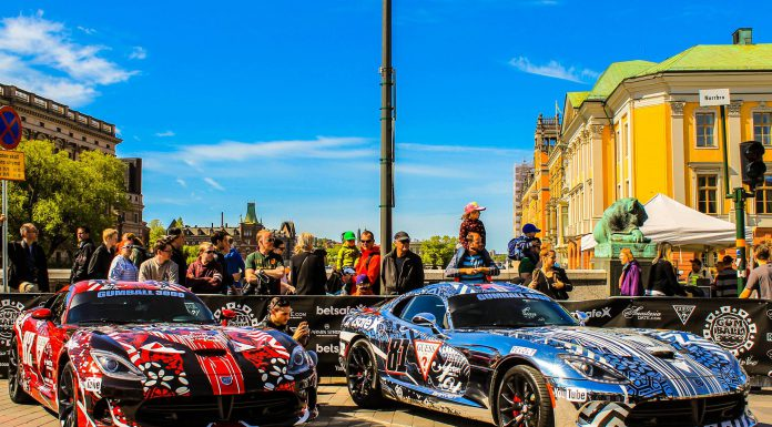 2015 Gumball 3000 Rally Viper