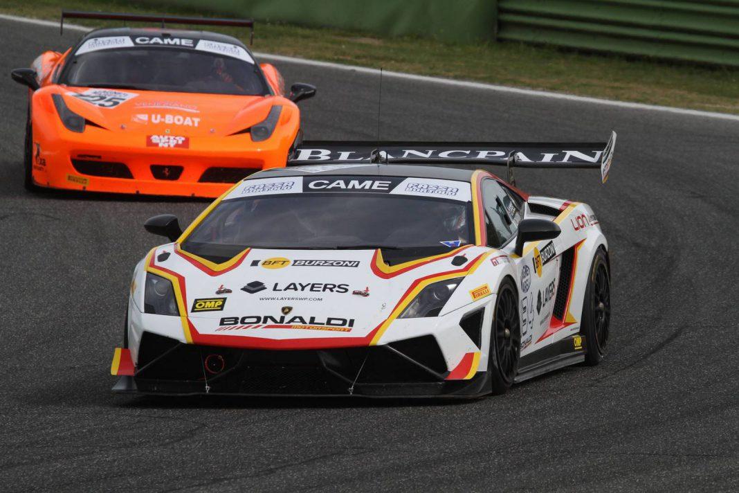 Italian GT Lamborghini David Perel