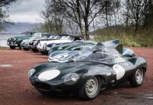 Jaguar to Headline Mille Miglia 2015 with 9 Iconic Models