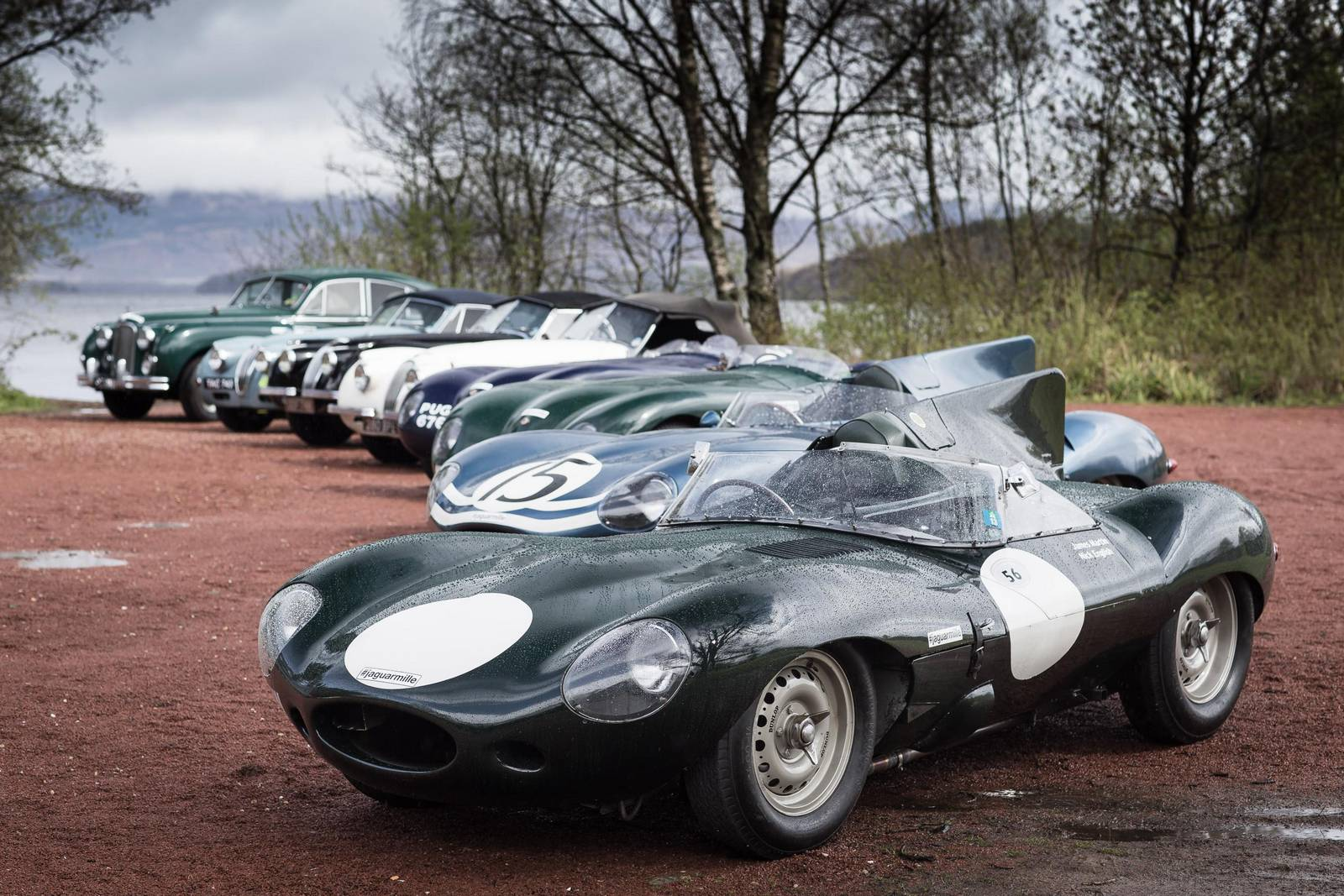 jaguar to headline mille miglia 2015 with 9 iconic models gtspirit. Black Bedroom Furniture Sets. Home Design Ideas
