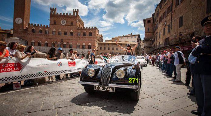Jaguar at Mille Miglia 2015