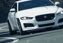 Jaguar XE stars in new promo