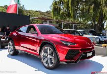 Lamborghini agrees to Italian production for Urus