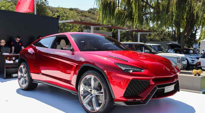 Lamborghini agrees to Italian production for Urus