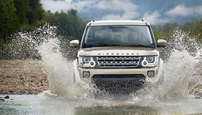 Next Land Rover Discovery getting SVX variant