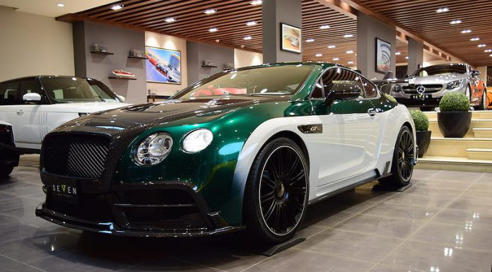 Rare Mansory Continental GT Race for sale