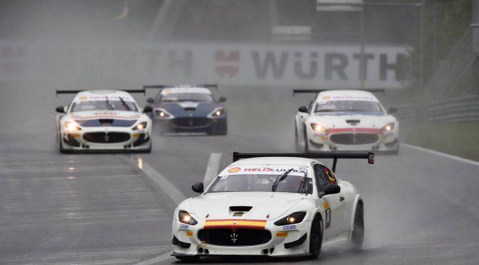 Maserati Trofeo World Series Round 2 in Austria