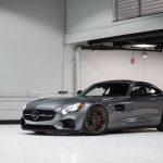 Mercedes-AMG GT S Rear Side ADV.1 Wheels