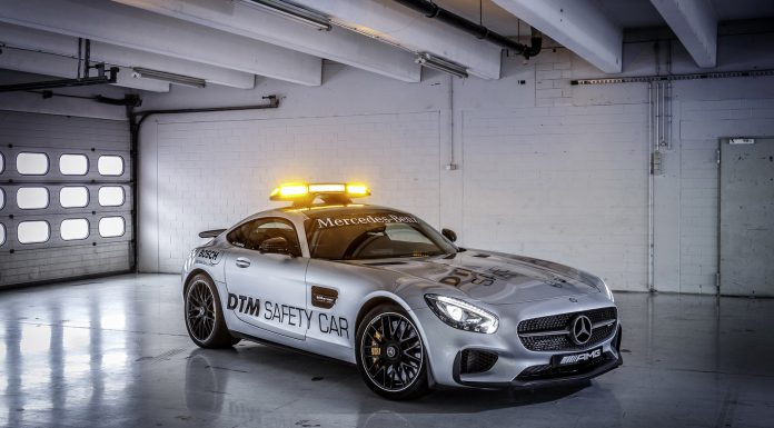 Mercedes-AMG GT S Safety Car front