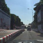 Mille Miglia 2015 Start Line