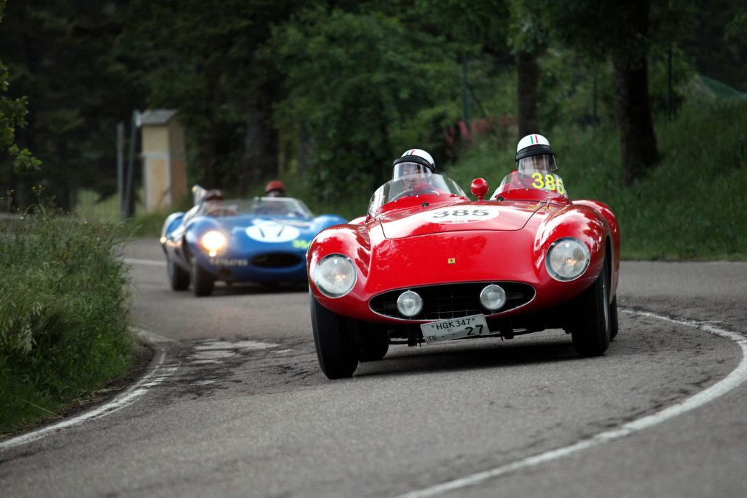 Because Vintage Cars Never Get Old: 2015 Mille Miglia in 50 Photos ...