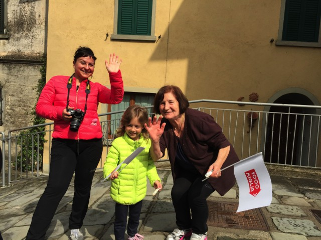 Mille Miglia 2015 Fans