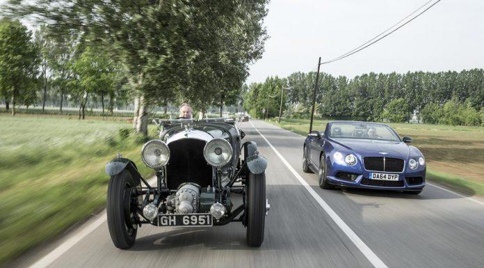 Bentley Mille Miglia 2015