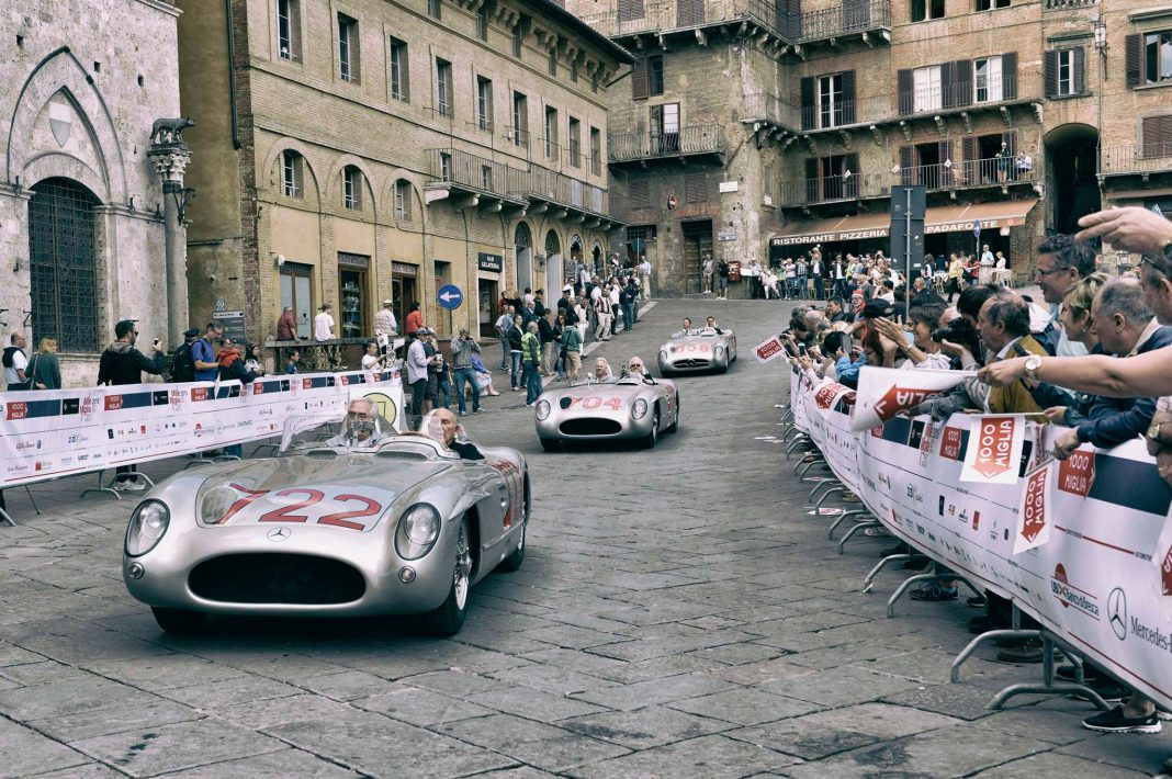 Mille Miglia 2015 Stirling Moss