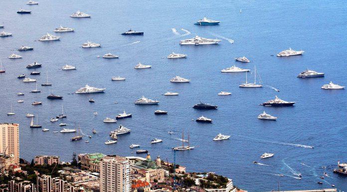 Monaco GP Superyachts