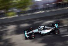 Monaco Grand Prix 2015 Mercedes