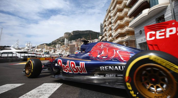 Monaco Grand Prix 2015 Red Bull