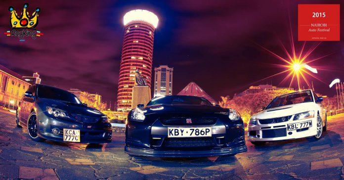2015 Nairobi Auto Festival Photoshoot
