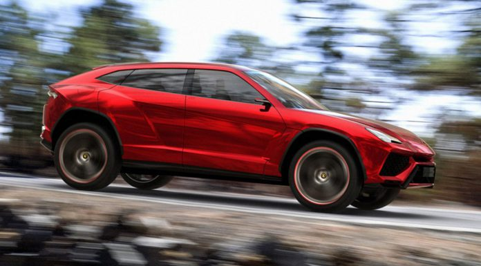 Exclusive: Lamborghini Urus SUV Production Decision to be Made This Year