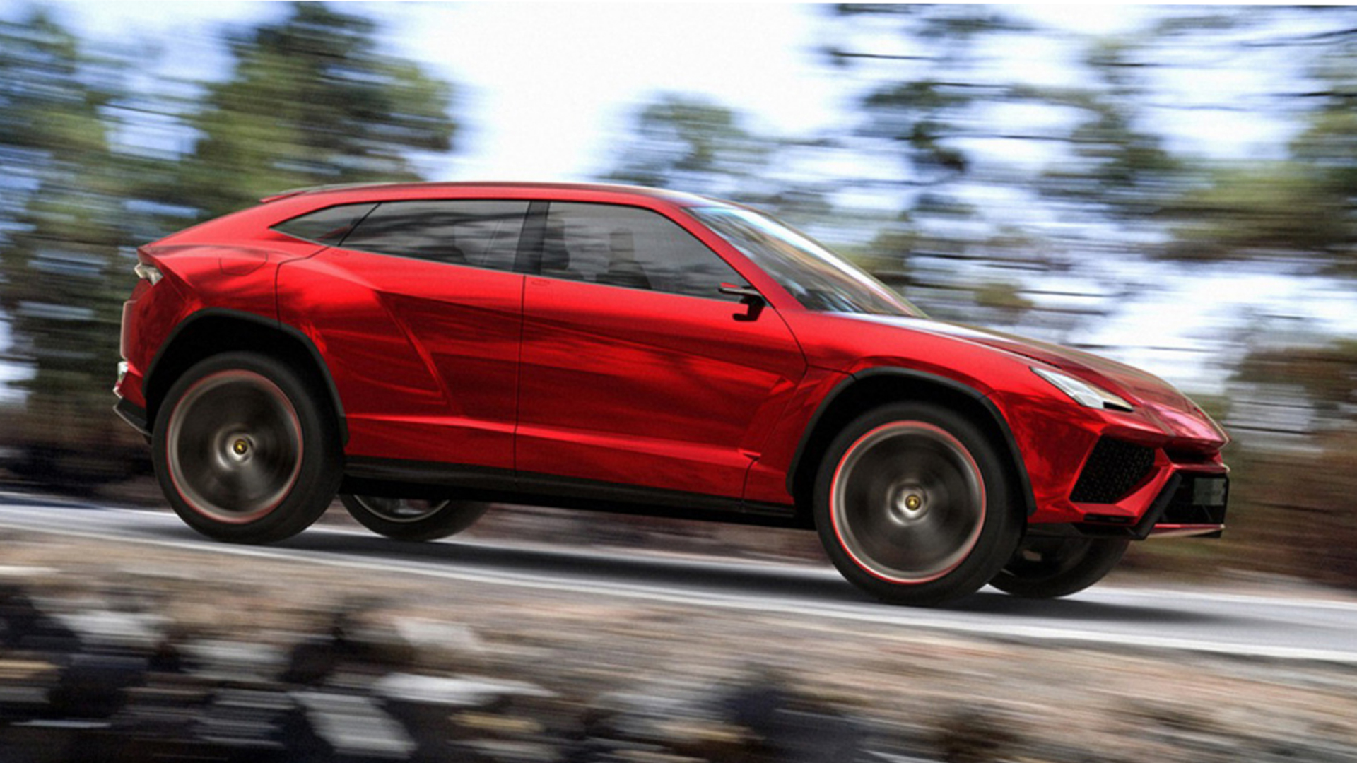Exclusive: Lamborghini Urus SUV Production Decision to be Made This Year  GTspirit