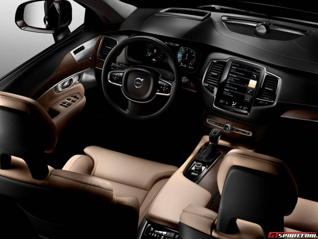 New Volvo XC90 Interior