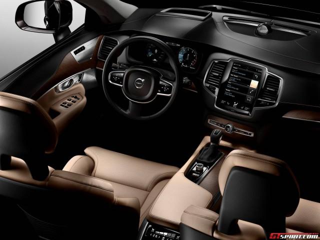 New Volvo XC90 Interior