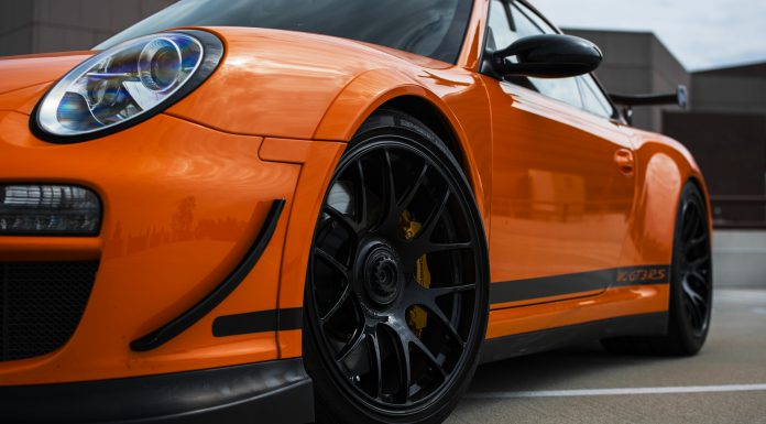 Orange GMG 997 GT3RS