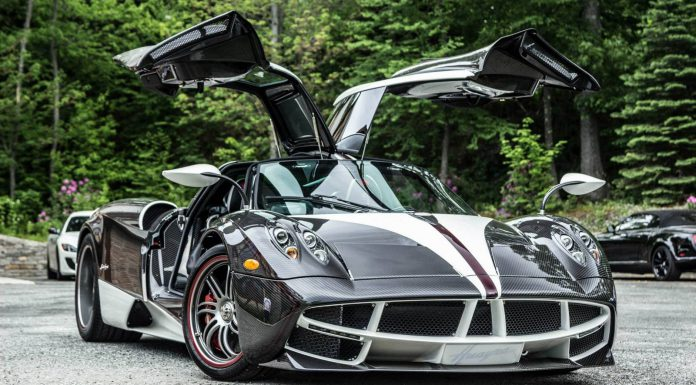 """Pagani Huayra """"The King"""" 1 of 1 of 1 Delivered in the US"""