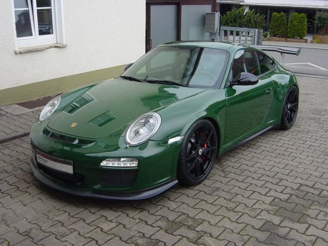 unique british racing green porsche 911 gt3 rs for sale gtspirit. Black Bedroom Furniture Sets. Home Design Ideas
