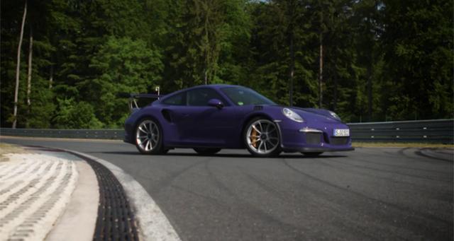 Evo Magazine tests the Porsche 911 GT3 RS