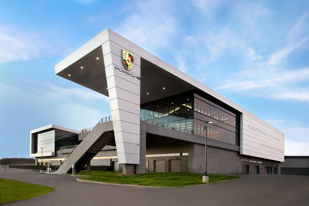 Porsche North America headquarters building