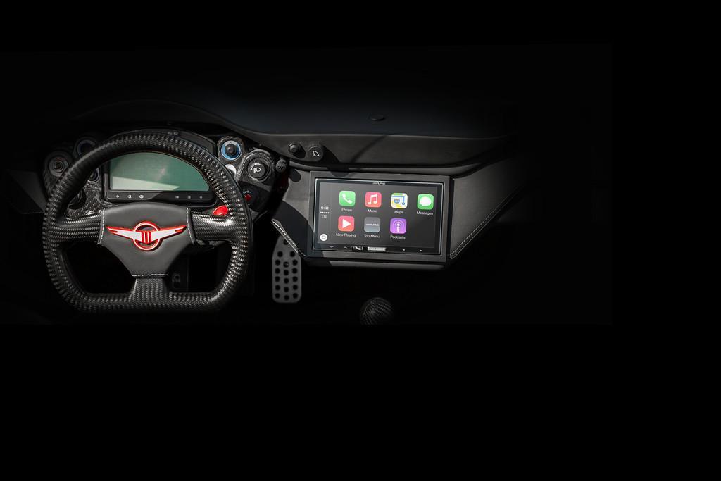 Rezvani Beast interior teased