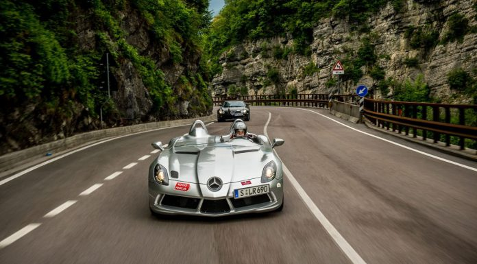 SLR Club MIlle Miglia 2015 Stirling Moss
