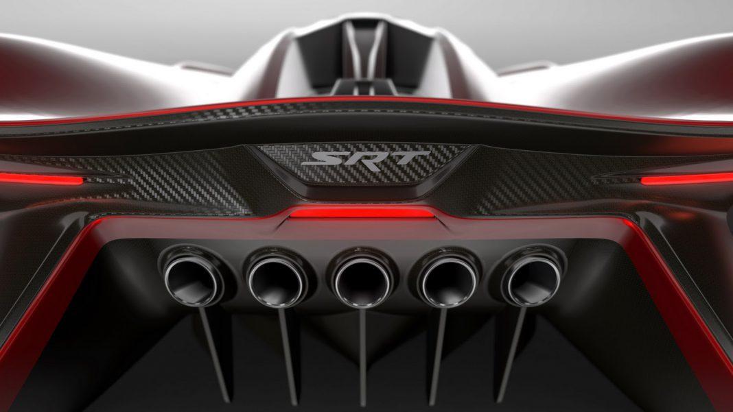 SRT Tomahawk Vision Gran Turismo Concept teased back
